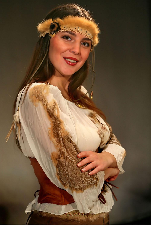Русские современные народные певицы 5 фотография